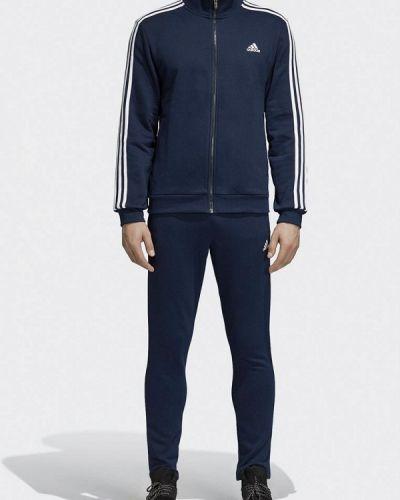 Синий костюм Adidas
