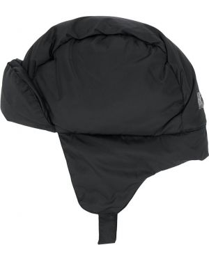 Czarny kapelusz elegancki z wiskozy Il Gufo