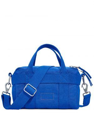 Niebieska torebka mini bawełniana Calvin Klein 205w39nyc