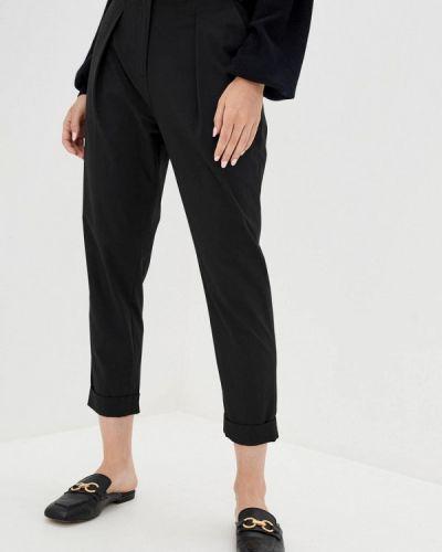 Повседневные черные брюки Frankie Morello