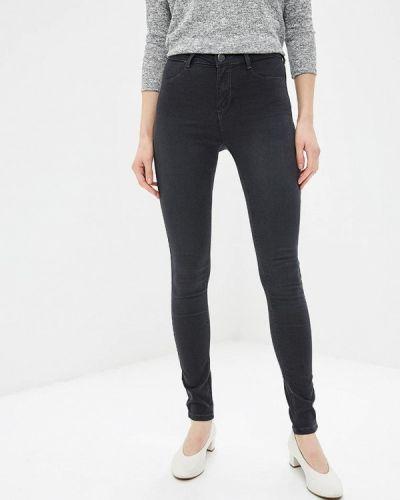 Серые джинсы-скинни Dorothy Perkins