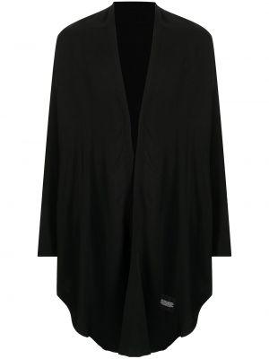 Czarna koszula z długimi rękawami Julius