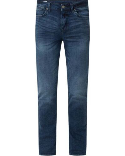 Mom jeans bawełniane - czarne S.oliver Black Label