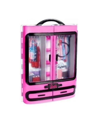 Чемодан розовый Barbie