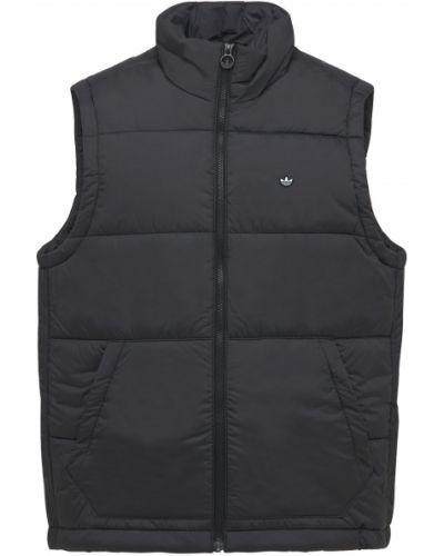 Жилетка с карманами - черная Adidas Originals