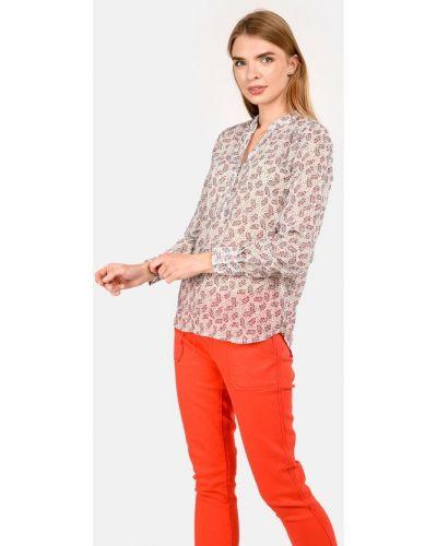 Блузка с длинными рукавами - бежевая Co'couture