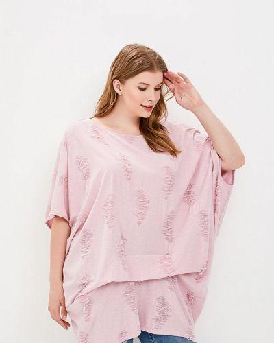 Розовая туника мадам т