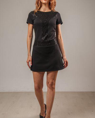 Прямое приталенное платье с пайетками на торжество Lila Classic Style