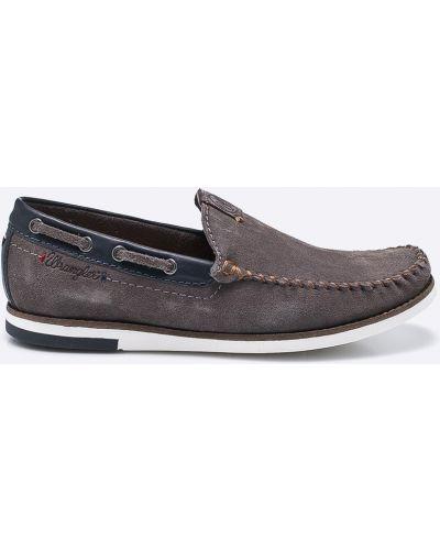 Туфли текстильные Wrangler