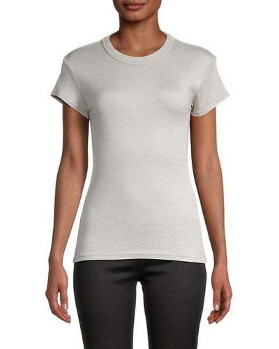 T-shirt bawełniany krótki rękaw Michael Stars