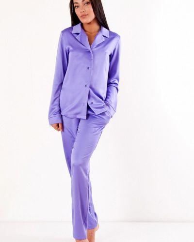 Пижамная фиолетовая пижама Dono