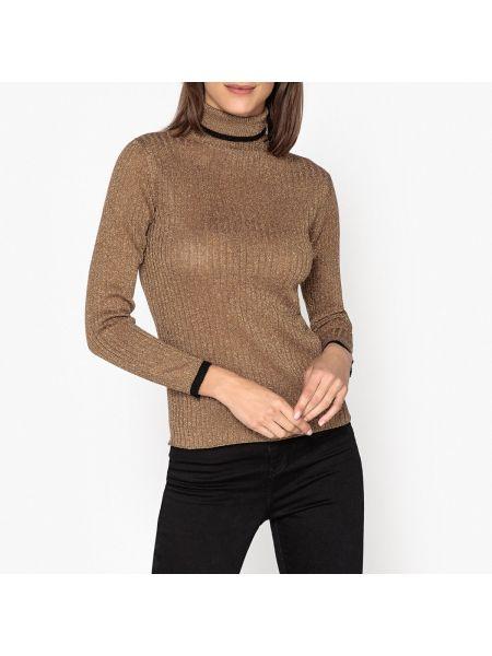 Пуловер - желтый Soeur