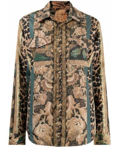Рубашка длинная Pierre-louis Mascia