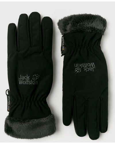 Перчатки текстильные флисовые Jack Wolfskin