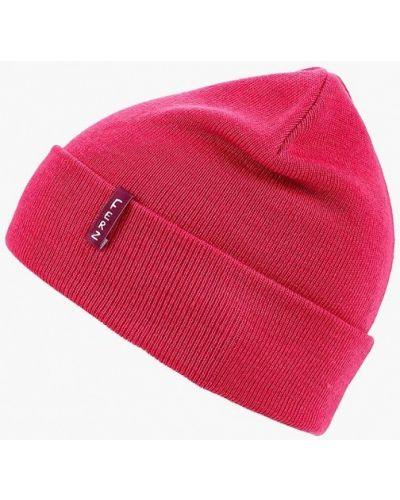 Розовая зимняя шапка Ferz