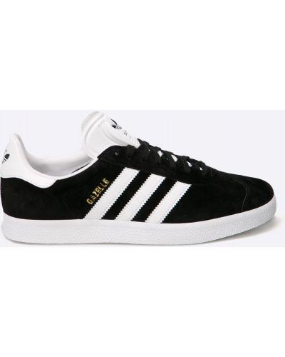Кроссовки замшевые текстильные Adidas Originals
