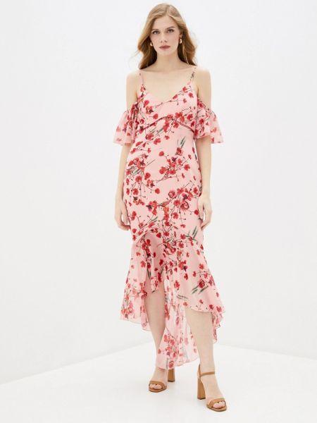 Платье розовое платье-сарафан Little Mistress