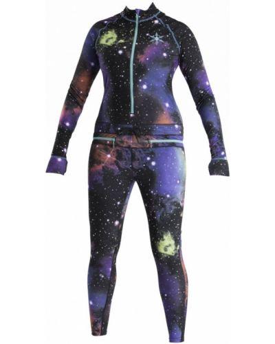 Фиолетовый костюм Airblaster