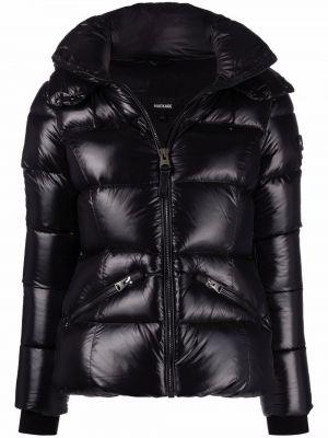 Куртка с капюшоном - черная Mackage