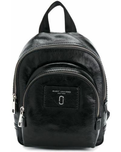 Рюкзак на шнуровке кожаный Marc Jacobs