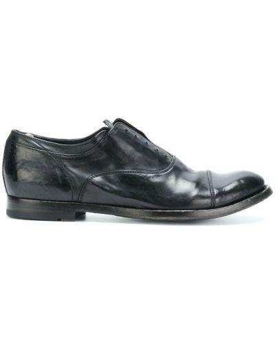 Кожаные классические туфли Officine Creative