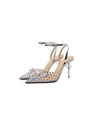 Кожаные туфли Mach & Mach