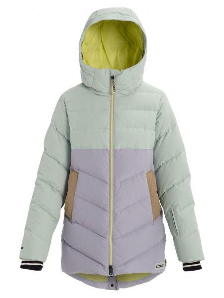 Куртка с капюшоном утепленная спортивная Burton