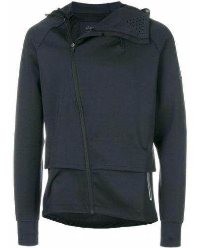 Куртка черная на молнии Asics