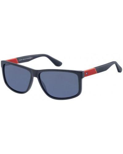 Etui na okulary - czerwone Tommy Hilfiger