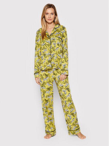 Piżama - zielona Dkny