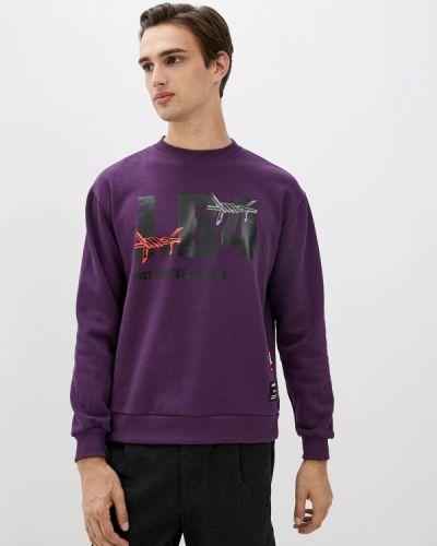 Фиолетовая итальянская кофта J.b4