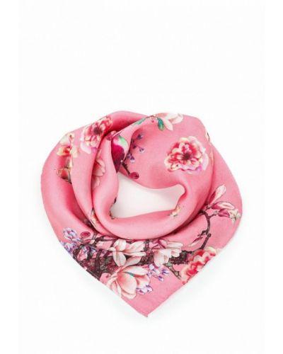 Розовый платок Eleganzza