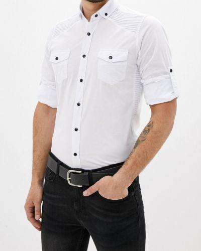 Рубашка с длинным рукавом белый Young & Rich