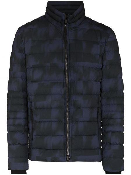 Стеганая куртка - синяя Moose Knuckles