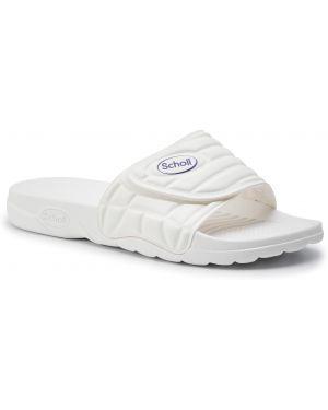 Sandały biały Scholl