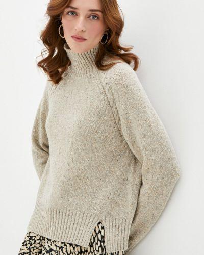 Бежевый свитер Gant