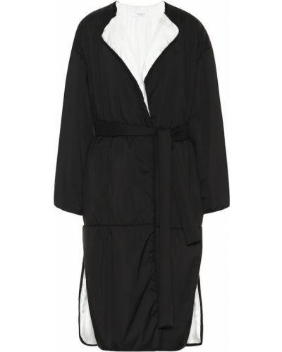 Черное пальто Givenchy