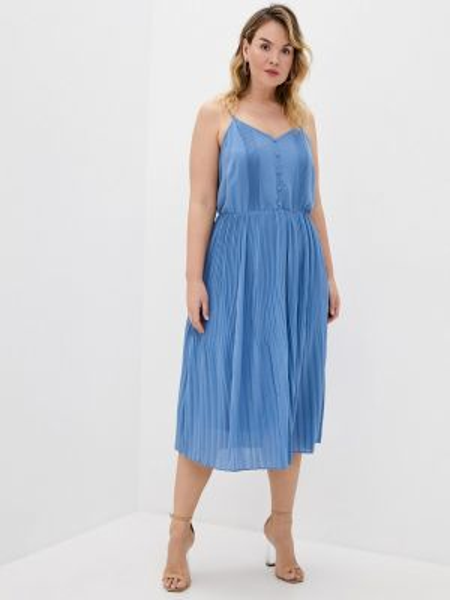 Синее платье Studio Untold