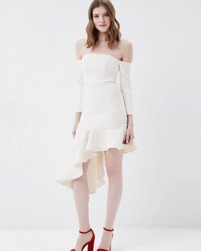 Белое платье весеннее River Island