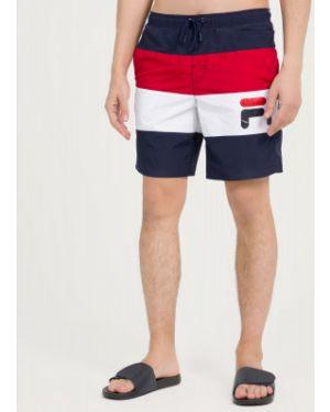 Спортивные шорты - синие Fila