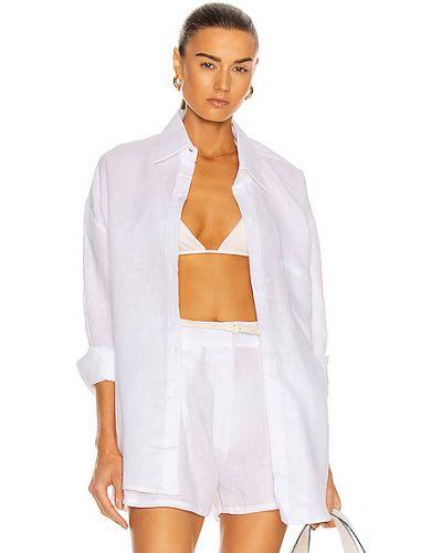 Biała koszula Aexae