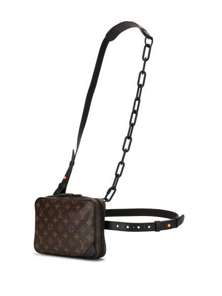 Skórzany torba Louis Vuitton