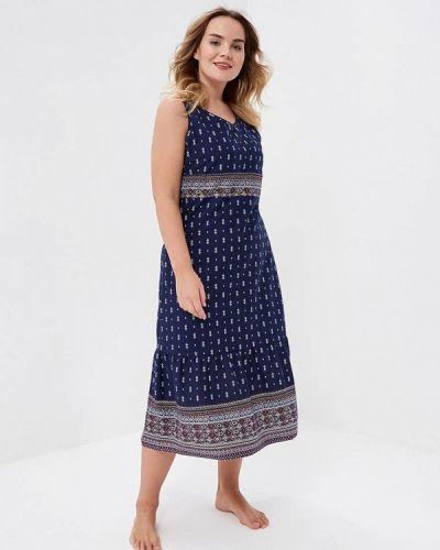 Платье - синее Lori
