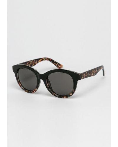 Солнцезащитные очки коричневый темно-коричневый Answear