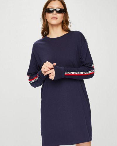 Платье мини с длинными рукавами прямое Levi's®