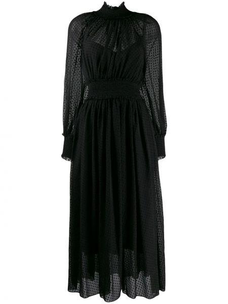 Платье миди облегающее со вставками Zimmermann