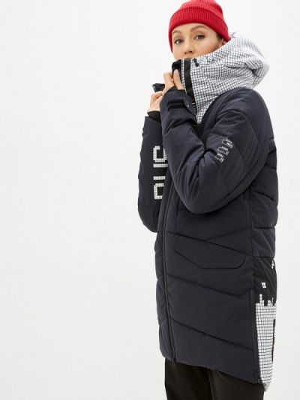 Куртка сноубордическая - черная Termit