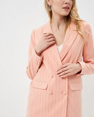 Пиджак розовый Ichi