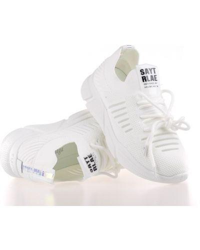 Кроссовки - белые Loris Bottega