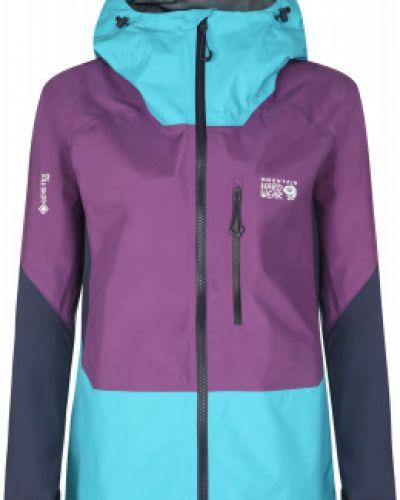 Фиолетовая куртка на молнии с капюшоном Mountain Hardwear